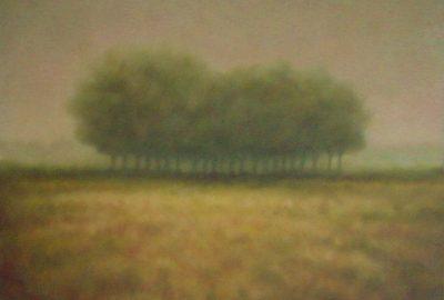 Hans Dolieslager - Onder bomen