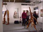 Galerie Beeldkracht op Lineart Gent 2009