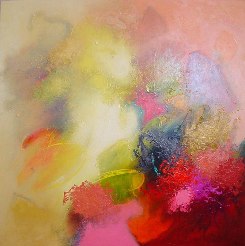 Bekend ABSTRACTE KUNST en abstract expressionisme in de collectie van @XF73