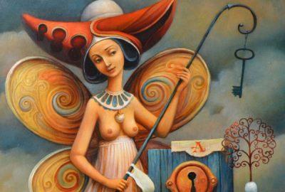 surrealisme en magisch realisme bij Galerie Beeldkracht